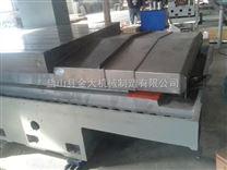中捷镗铣床TPX6111B滑台钢板防护罩