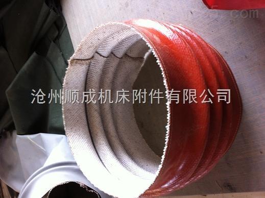 南通工业窑炉高温硅胶布进风口软连接厂