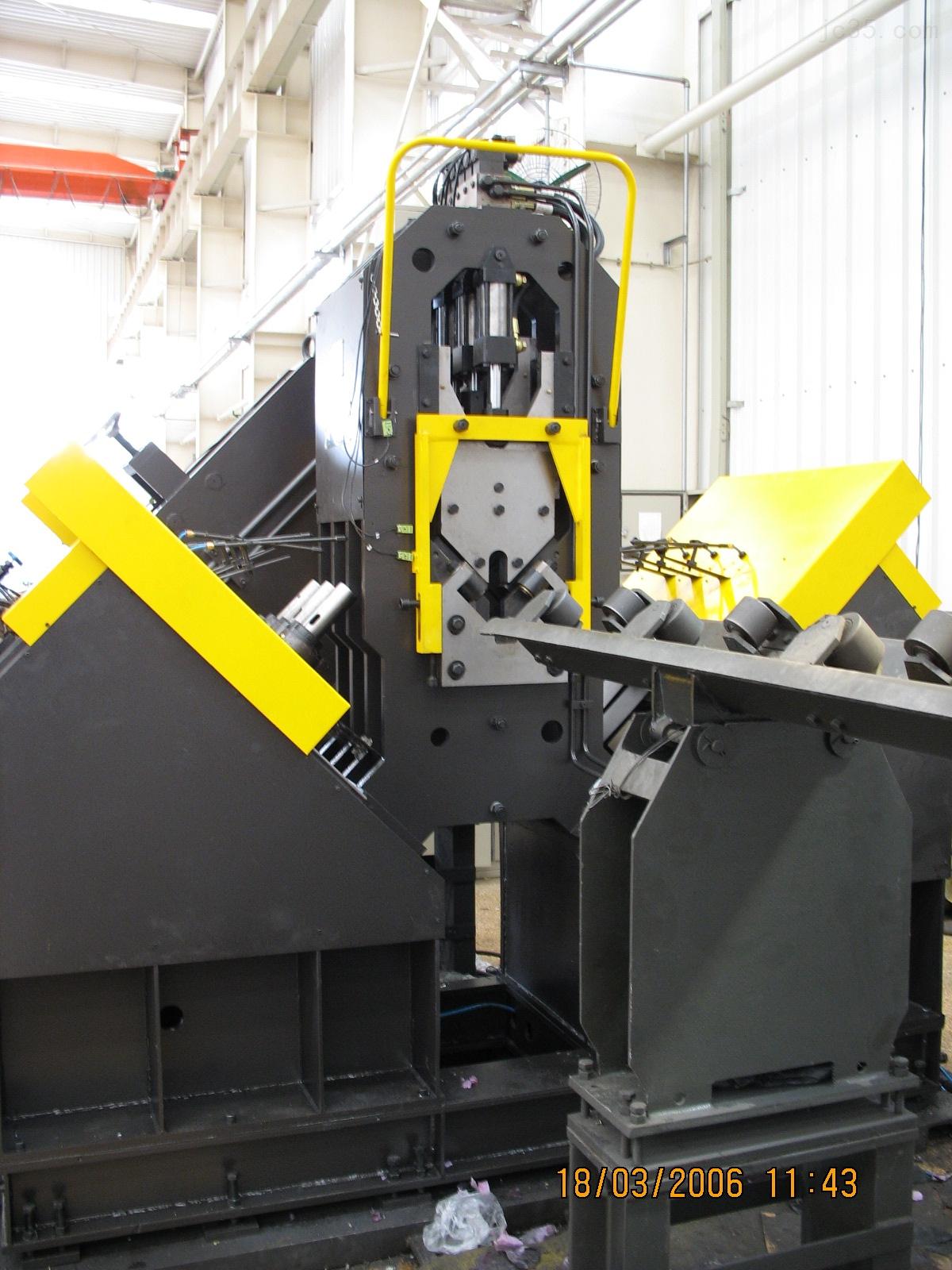 JZ2532角钢钻孔生产线