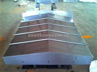 钢板式机床防尘罩