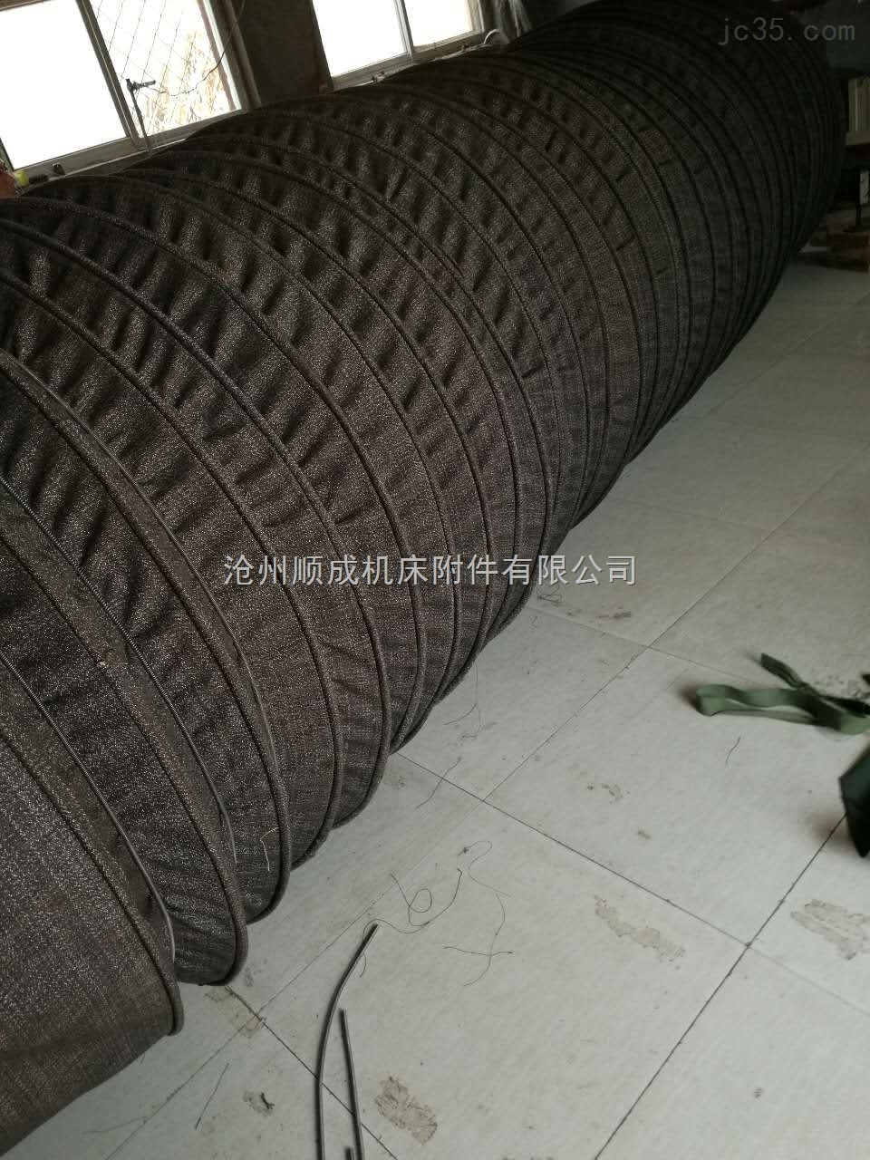 耐高温收尘管供应商