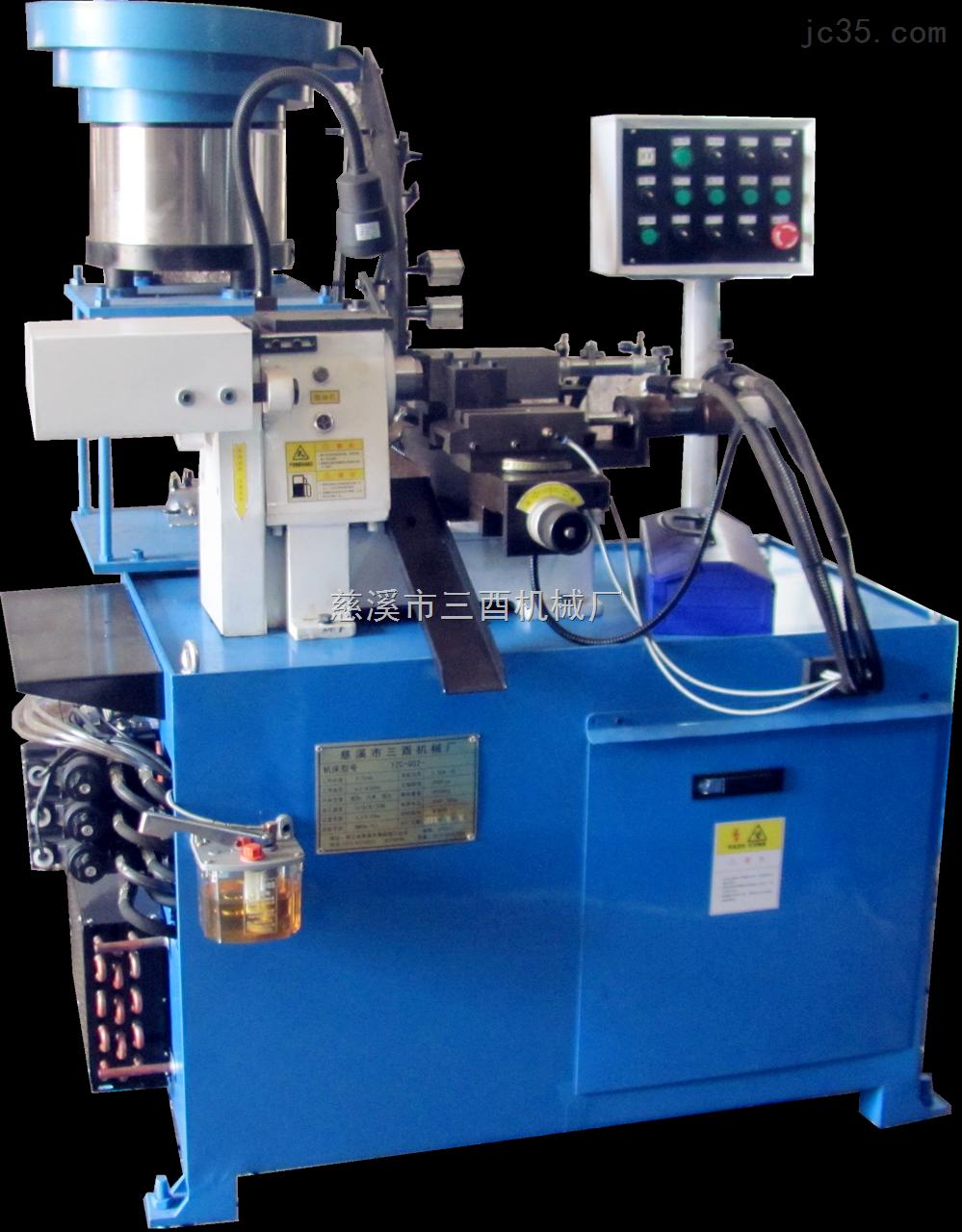 YZC-Q32-D-全自动液压倒角机