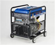 移动四轮190A柴油发电电焊机报价