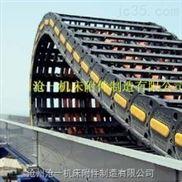 大型桥式塑料拖链定做