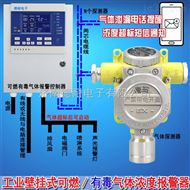 壁挂式氨水浓度报警器,可燃气体泄漏报警器