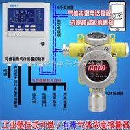 化工厂仓库溶剂油气体泄漏报警器,燃气浓度报警器