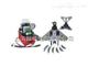 厂家直销ESCB-125D电动平立弯组合机 平立弯一体机 铜排折弯机