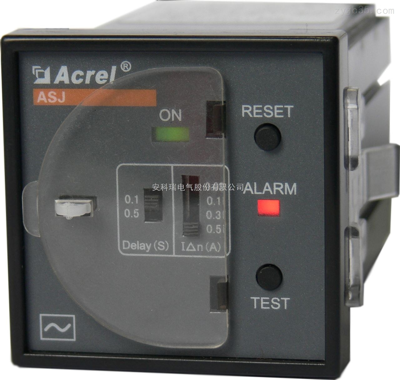 安科瑞ASJ20-LD1C 智能剩余电流继电器