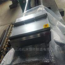 650jia工中心不锈钢机床dao轨防hu罩