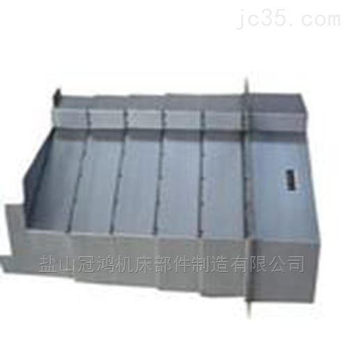 沧州钢板伸缩式导轨防护罩
