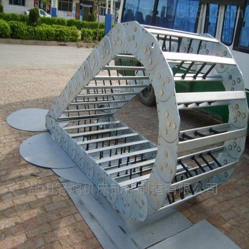 TLG型加强型钢制拖链
