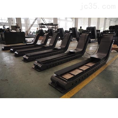 數控機床鏈板式排屑機