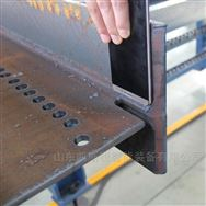 h鋼切割機 型鋼二次加工生產線 可定制