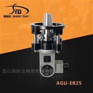 萬向角度頭加工中心側銑頭BT50 cnc萬能銑頭