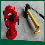 鑫隆分離式鋼絲繩切斷器 高效切斷機械
