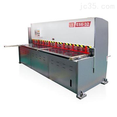 ES6-32不锈钢板材剪板机 梁发记数控铁板剪切设备