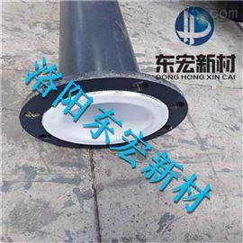 80~600mm西宁市耐酸碱腐蚀四氟管道、钢衬F4管道厂家
