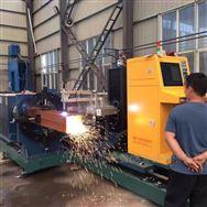 管桁架加工設備 相貫線切割機 數控方管切割