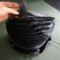 广州三防布拉链式油缸防尘罩