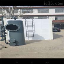 合肥市医院污水处理一体装置