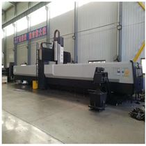 DHXK2808數控龍門銑床適用于粗細加工