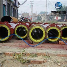 DN150~900mm新疆钢衬聚氨酯复合管道销售点