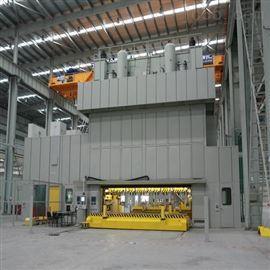 齐二机床多工位自动冲压生产线