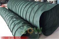 广州帆布通风伸缩软管厂家按图纸定做