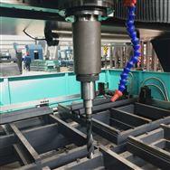 高速平面钻床能钻通孔盲孔阶梯孔等板材加工