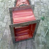 齐全耐高温排烟伸缩风管价格
