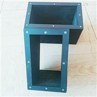 制造机床风箱式导轨风琴防护罩