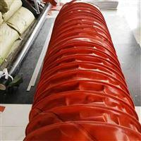 各种型号价格合理环保机械通风帆布软连接