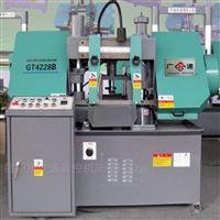 GB4228金属带锯床 液压双柱龙门式GB4228广速厂家