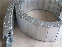 封闭式石材抛光机钢铝拖链
