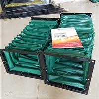 广州机械设备方形通风口软连接
