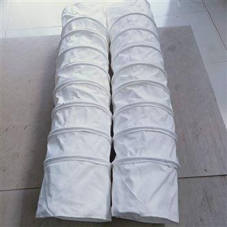 厂家定制水泥输送帆布伸缩布袋