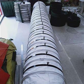 厂家生产帆布伸缩水泥布袋