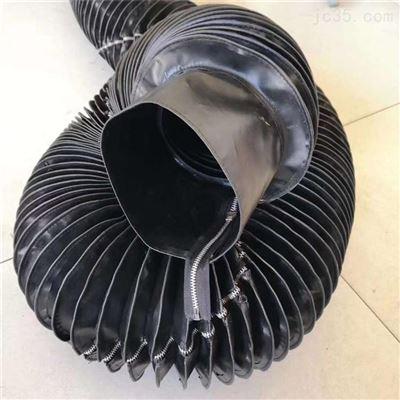 厂家直销耐高温圆形丝杠防护罩定制