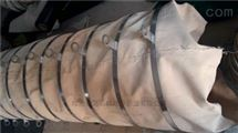 水泥厂耐磨帆布粉尘输送布袋厂家报价