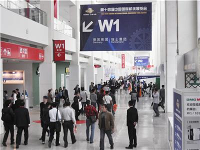 第十八届金诺青岛国际机床展风采一览