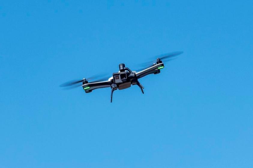 GoProKarma无人机试飞图 体验不一样的感觉