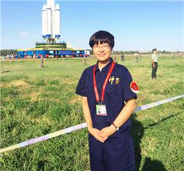 """王会平:航天女豪杰为火箭""""换新装"""""""