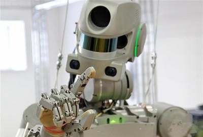 """俄罗斯""""拯救者""""机器人项目进入测试阶段"""
