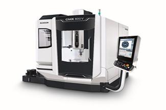 DMG MORI推出CMX V系列立式加工中心