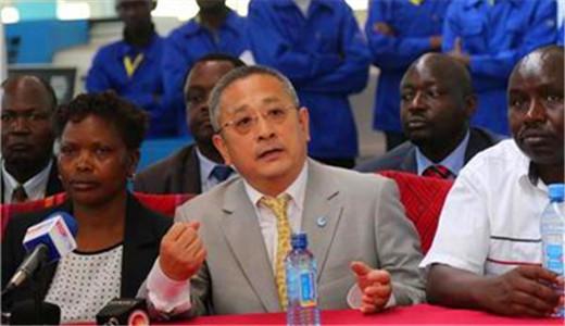 赵磊磊:为非洲国家实现工业化培养人才
