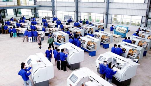 温岭制定机床业团体标准 助力小微企业转型升级