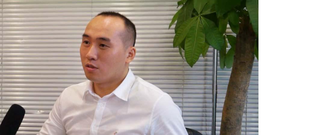 机床商务网蒋鑫:让机床企业的生意越来越简单