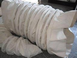 钢圈式机械密封输送布袋产品图