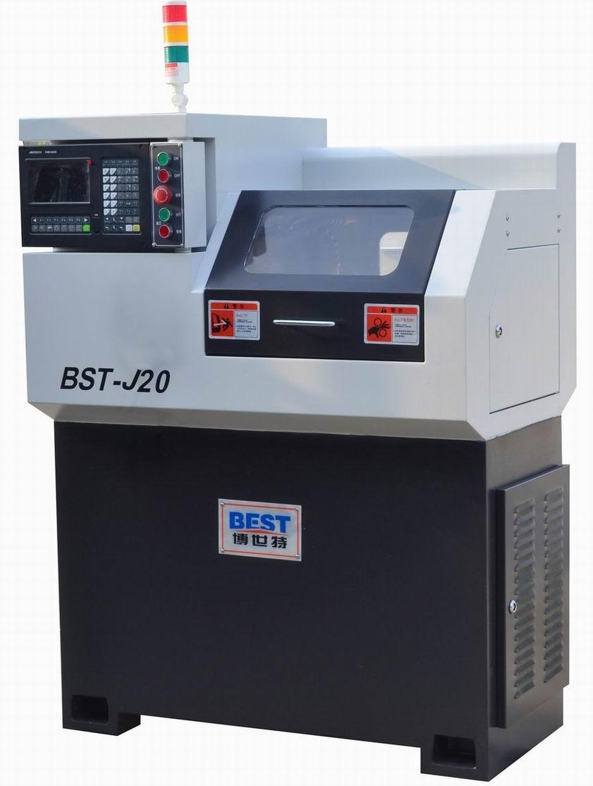 BST J20 25 小型 全自动线轨数控 车床 ,车 铣 复合