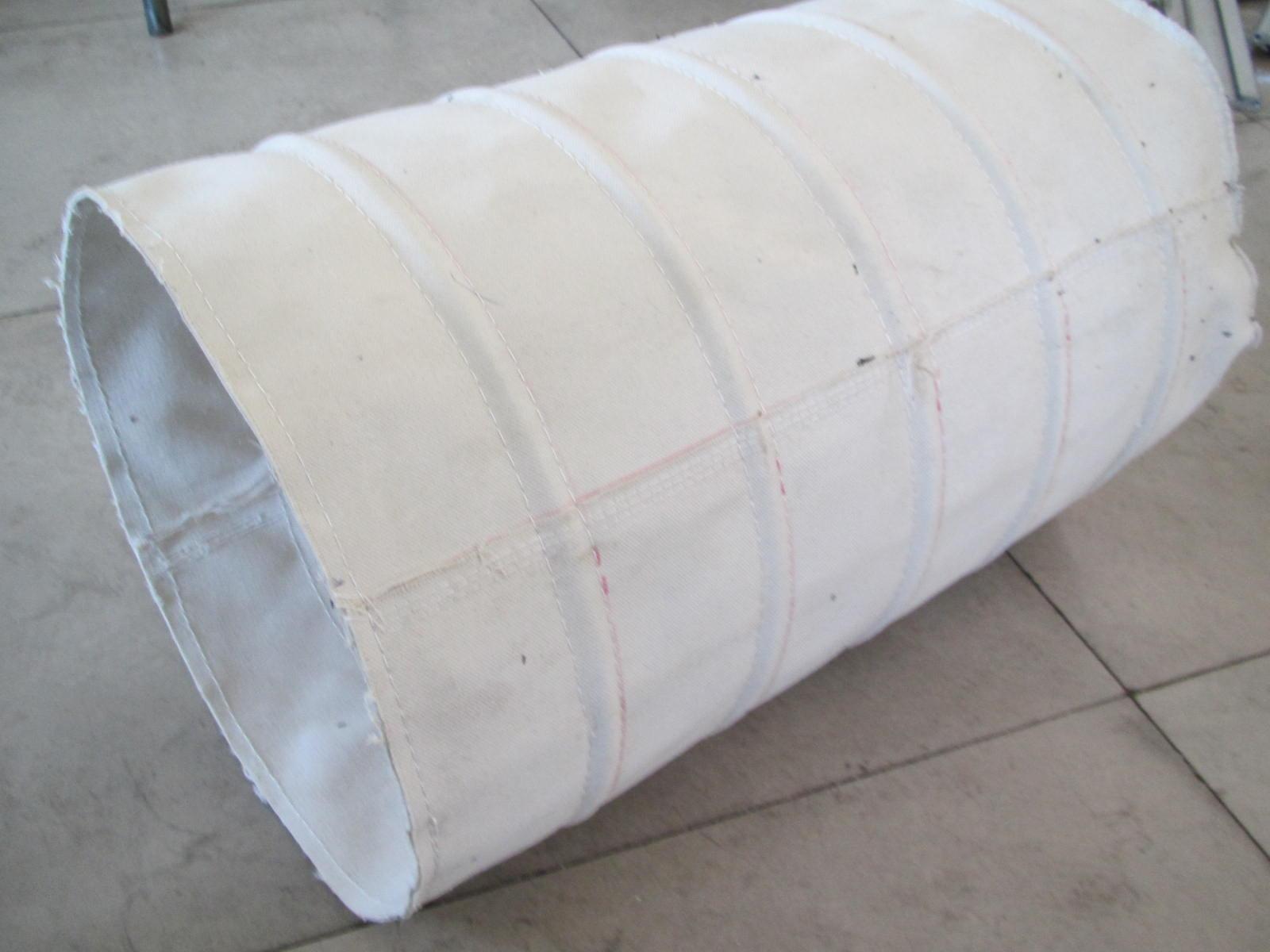帆布颗粒输送短管产品图